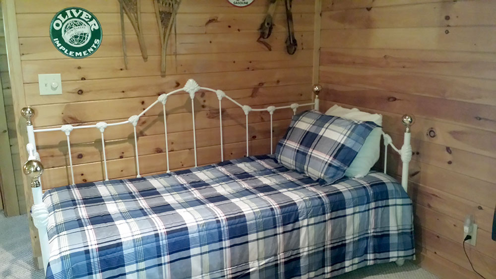 Upstairs Day Bed & Trundle